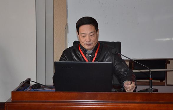 【2017寒假培训】吴天毅副校长作关于专业群建设的分析报告