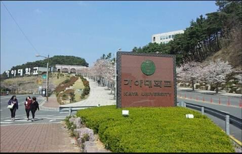 韩国加耶大学